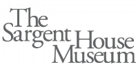 Sargent House Museum logo, Discover Gloucester