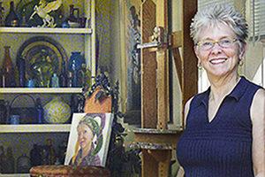 Melody Phaneuf, the artist