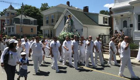 St. Peter's Fiesta - Parade - Gloucester MA
