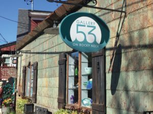 Gallery 53 at Rocky Neck, Discover Gloucester, MA