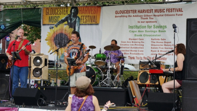 Gloucester Harvest Music Festival