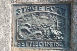 Stage Fort Park Gloucester, MA