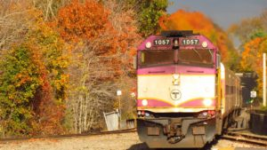 Enjoy fall savings with the MBTA weekend fares