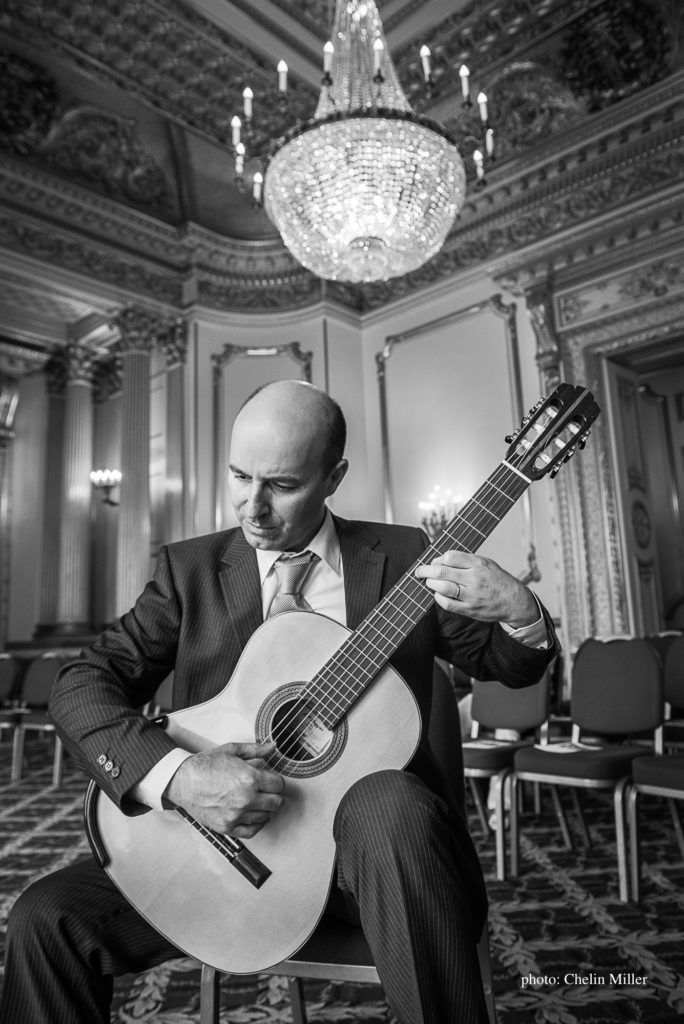 Ayman Jarjour in concert at St. John's Episcopal Church, Discover Gloucester MA