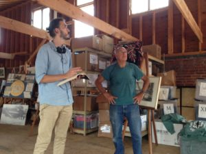 ART@the Icehouse: New Generations of Cape Ann Art: Leon Doucette and Peter Herbert