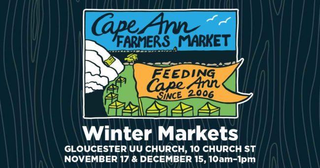 Cape Ann Farmers Winter Market