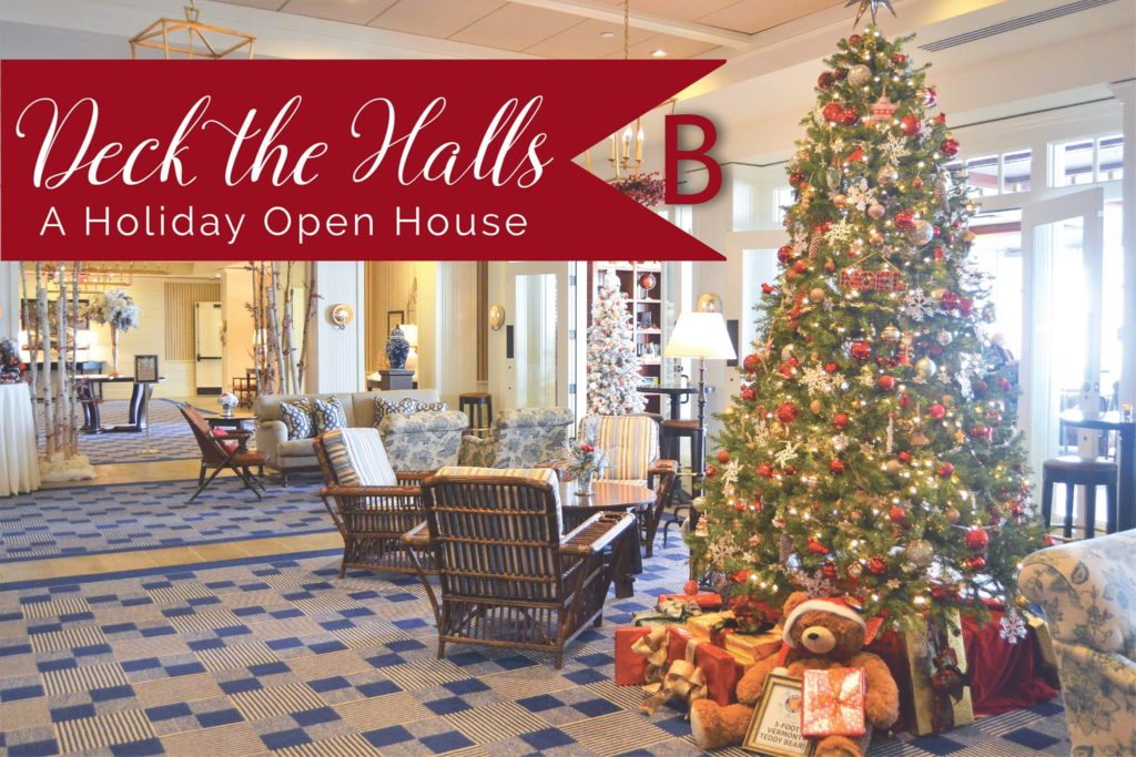 Deck the Halls Open House at Beauport Hotel Gloucester
