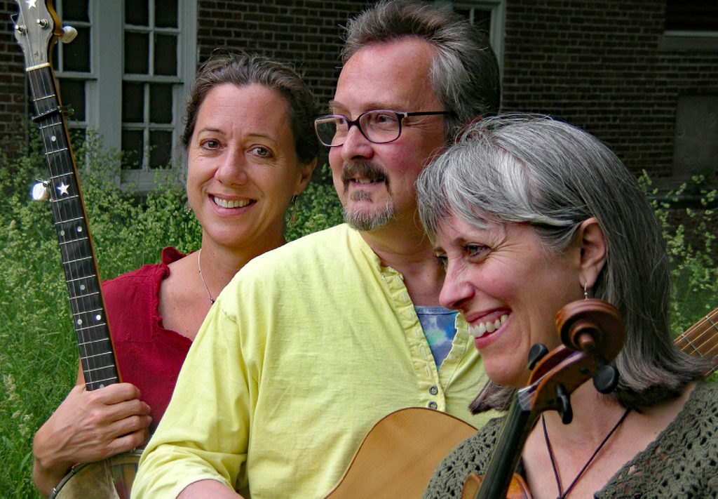 The Atwater-Donnelly Trio at Old Sloop Coffeehouse