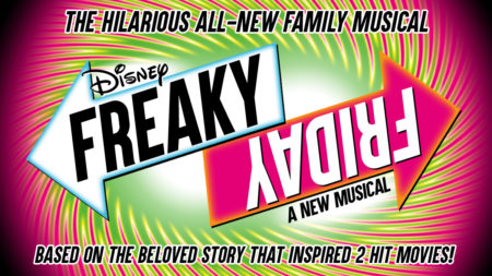 Poster of North Shore Music Theatre's Disney's Freaky Friday