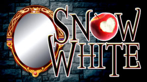 Poster for Snow White at North Shore Music Theatre