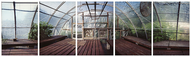 Photographic Panoramas by Esther Pullman at Cape Ann Museum