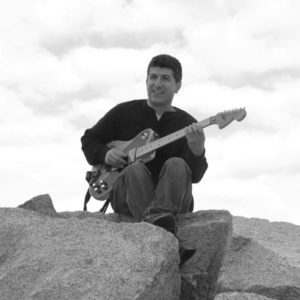 Peter Fedele plays at Feather & Wedge
