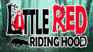 Poster for Little Red Riding Hood at North Shore Music Theater